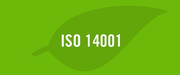 ISO14001 warunki umowy